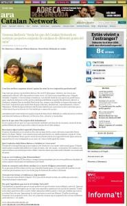 article a catalan network desembre 2012